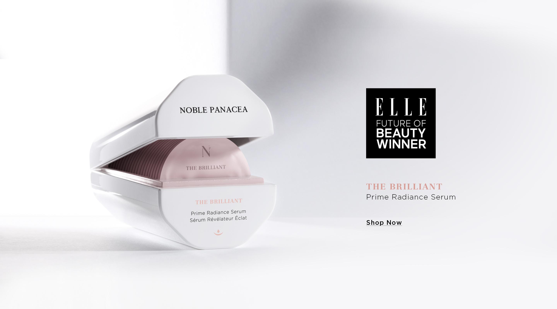 ELLE Future of Beauty Winner